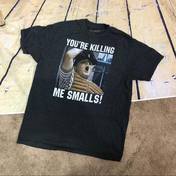 a554908782fd The Sandlot Shirts | Tshirt Gray Youre Killing Me Smalls | Poshmark
